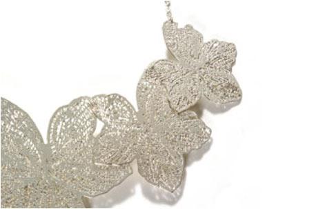 Inbar Shahak | Textile Jewelry
