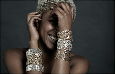 Armor Lace Bracelets