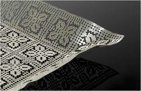 METALACE | The Art of Lace on Metal
