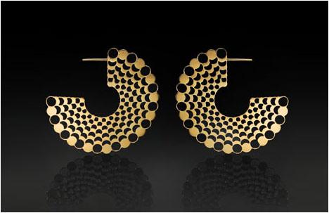 Earrings: Afrodita