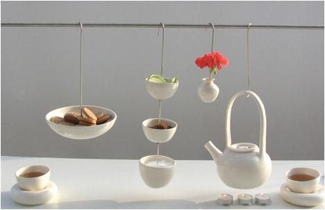 Swinging tea time