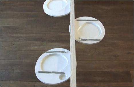 Sneak Preview: Very Slim Table