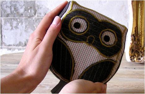 School Book Owl