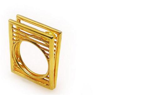 Double slice ring