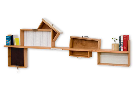 Shelf drawers | Salvadrawer