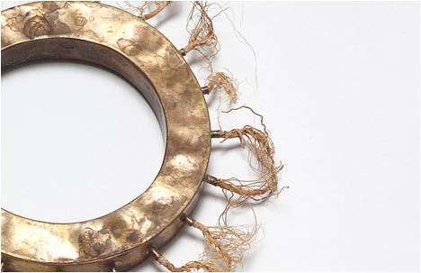 Local Identity | Bracelet | Brass, Roots