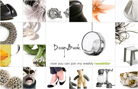 DesignBreak News | My New Newsletter