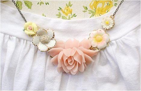 Nest Pretty Things | Tamar Frenkel-Schechner | Garden of Necklaces
