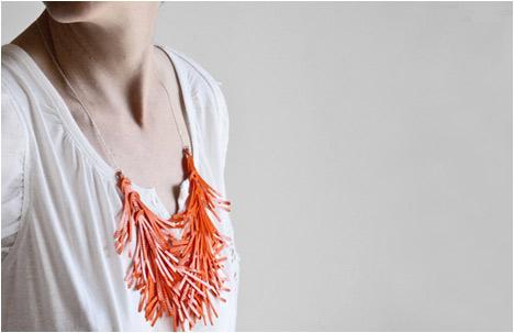 PrintParty | Cut Out Necklace