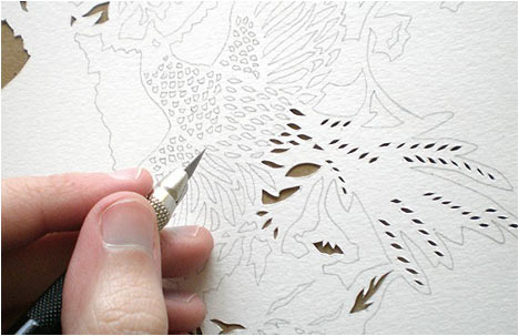 Naomi Shiek | Paper Cut