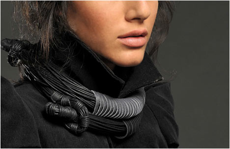 Zaya | Avital Coorsh | Leather Sculpture