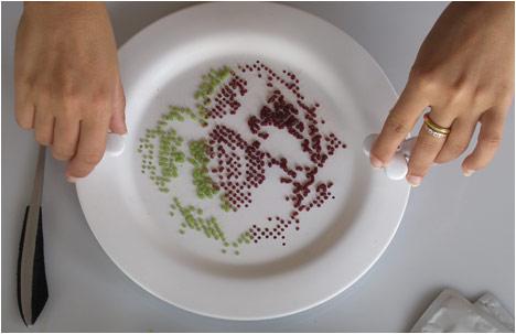 Lace Plates | Step Three