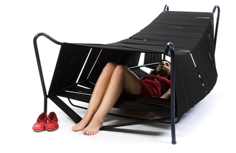 Tunnels Collection | Lying Furniture