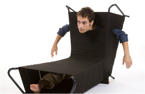 Tunnels Collection | Chair