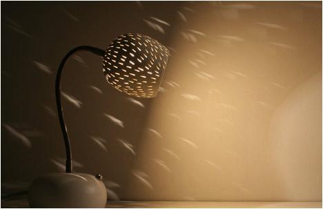 Porcupine Desk Lamp