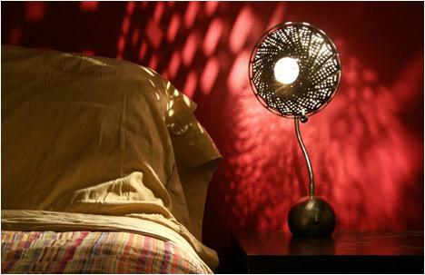 Steamlight Desk Lamp