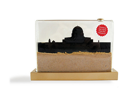Meirav Barzilay | Holy Sand. Ant Farm