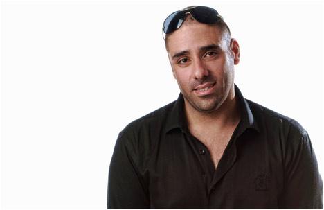 The man behind it all | Shahar Levi