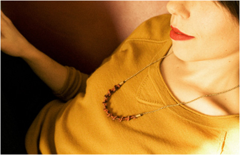Friendship Necklace Collection | Handwoven Necklace in Fox