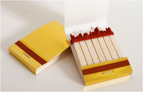 Safety Matches | Roi Vasp and Dan Hochberg