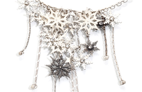 O-SHAN | Shelley Leemor | Snowflakes