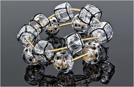 Bracelets | Transparent Cubs