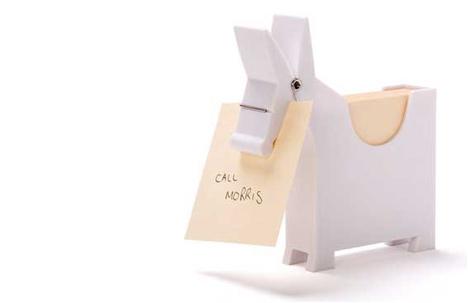 Morris | Memo Holder