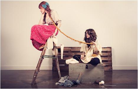 World Break: Emmadime | Knitting Bows