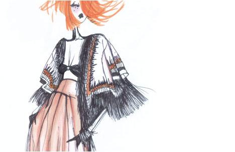 Shira Barzilay | Fashion. The Illustrated Version