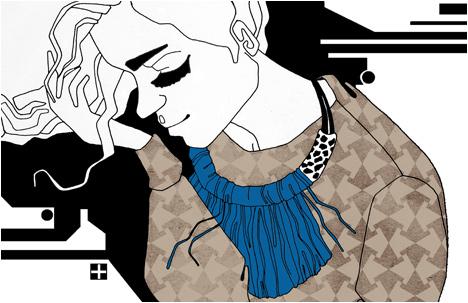 Maegami | Shira Roginkin | Illustrated Emotions