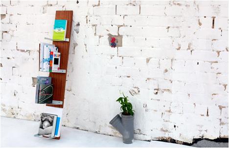 Studio Ve | Nissan Shelf | Photo by Tamar Tal