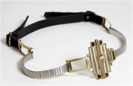 Ruby Star | Shirley Itzik | Framed Watches