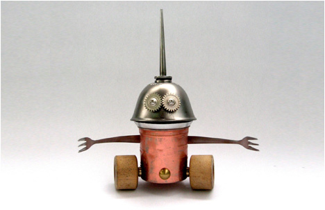 Hal | Found Object Robot