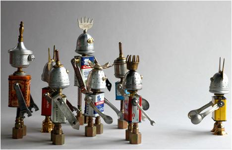 The Robotic Gang