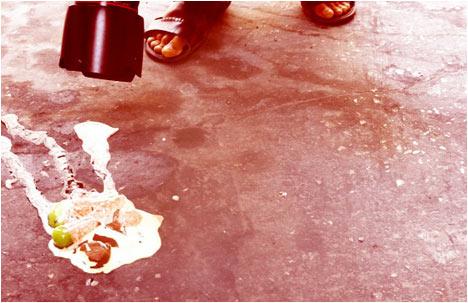 Behind the Scenes   Ice Cream Volcano