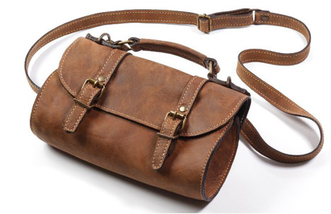 Chika Bag   Diesel Brown