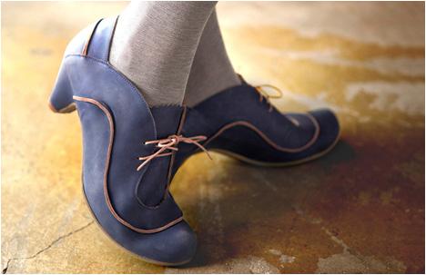 Liebling Shoes | European Winter. The Shoe Version