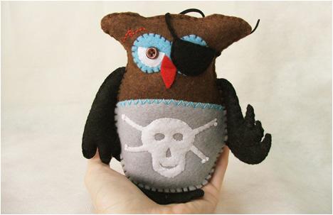 John   The Pirate Owl