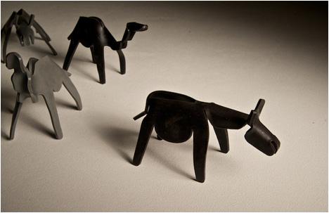 DAG design lab | Camel, Donkey, Sheep | Photo by Amos Bar-Zeev