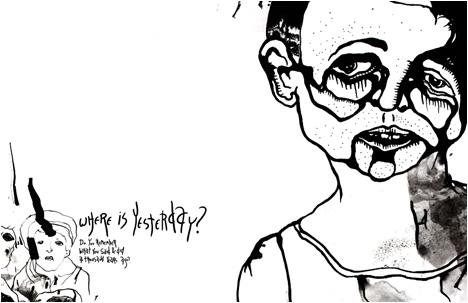 Illustrated Break. February 2012 | By Merav Shacham