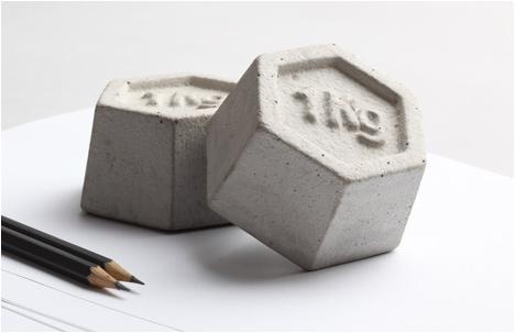 1kg | Concrete Weights