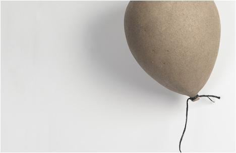 Sivan Sternbach   Balloons. The Ceramic Version
