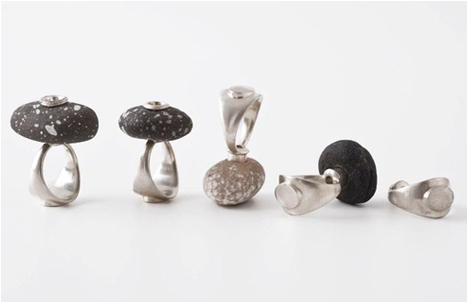 Nirit and Avi Berman | Stoned Mushroom