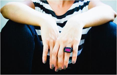 Student Break: Hanan Kedmi | Felting. The Low-Tech Version