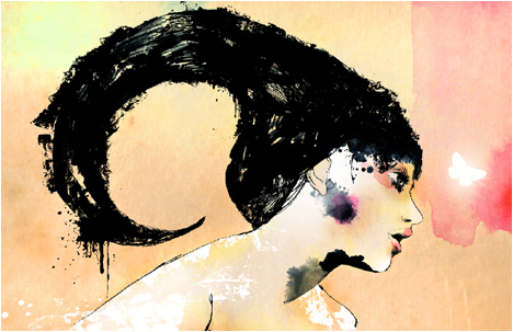 IllustratedBreak. June 2012 | By Lital Gold