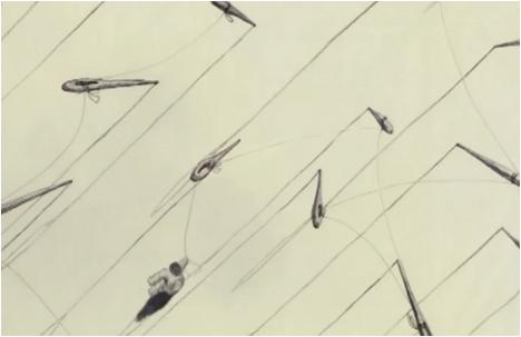 Student Break: Sariel Keslasi | Fields of Needles