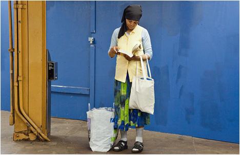 Ourit Ben-Haim | A New York Reading Maze