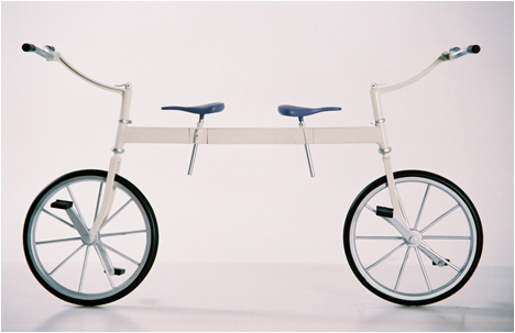 Bi-cycle | Elad's graduation project