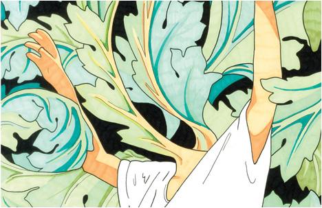 Student Break: Zohar Winer | Color Me Pretty
