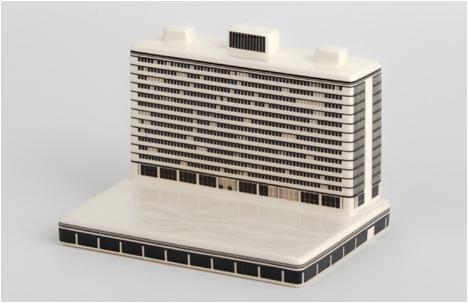 The Tel-Aviv-Jaffa city hall building | 69 Ibn Gvirol street, Tel-Aviv